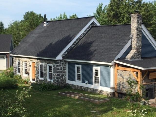 Exterior- Fairfax, Vermont