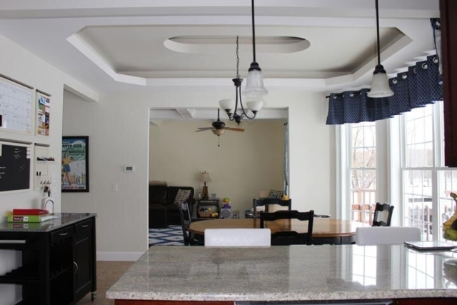 Interior in Fairfax, VT