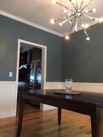 Dining Room in Richmond, VT