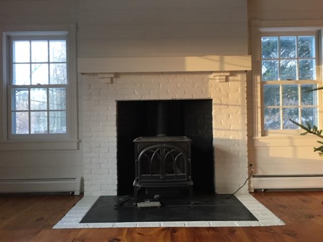 Interior in Williston, Vermont