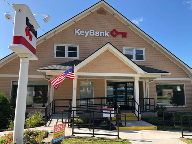 KeyBank - Exterior